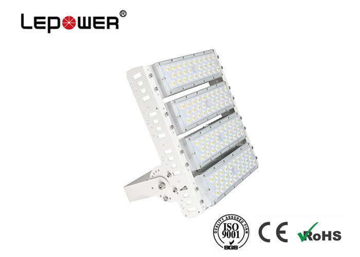 140w / 160w Industrial LED Flood Lights 165lm / W Energy Saving Ra > 70 For Stadium Lighting