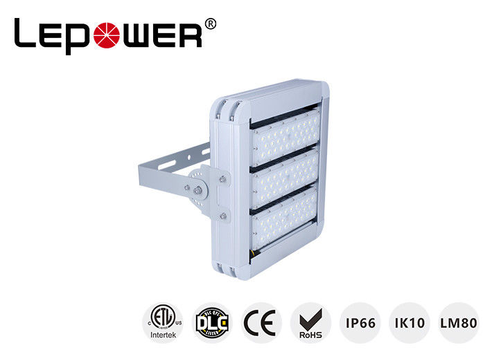 High Bay Led Outdoor Flood Light Fixtures 150w Beam Angle 60° 5700K 23250lm